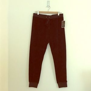 NWT Juicy Couture Velour Jogger Pants